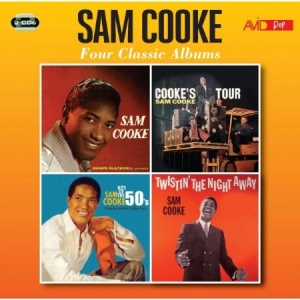 Cooke Sam - Four Classic Albums in the group Julspecial19 at Bengans Skivbutik AB (3266720)