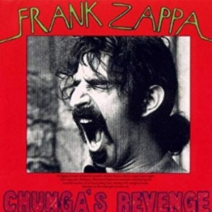 Frank Zappa - Chunga's Revenge (Vinyl) in the group VINYL / Pop at Bengans Skivbutik AB (3275554)