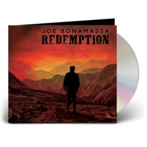 Joe Bonamassa - Redemption (Cd Deluxe) in the group CD / CD Blues-Country at Bengans Skivbutik AB (3275562)