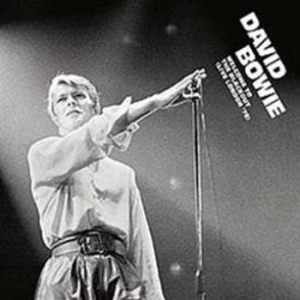 David Bowie - Welcome To The Blackout in the group CD / Pop at Bengans Skivbutik AB (3276043)