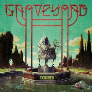 Graveyard - Peace (Vinyl) in the group VINYL / Hårdrock/ Heavy metal at Bengans Skivbutik AB (3279537)