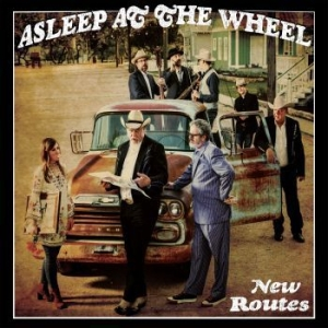 Asleep At The Wheel - New Routes in the group VINYL / Vinyl Americana at Bengans Skivbutik AB (3298466)