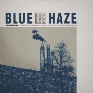 Iron Lamb - Blue Haze in the group CD at Bengans Skivbutik AB (3299459)