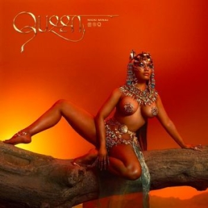Minaj Nicki - Queen in the group CD / CD RnB-Hiphop-Soul at Bengans Skivbutik AB (3301991)