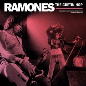 Ramones - Est Of The Cretin Hop: Broadcast 79 in the group VINYL / Rock at Bengans Skivbutik AB (3302802)