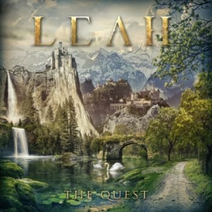 Leah - Quest The in the group CD / Hårdrock/ Heavy metal at Bengans Skivbutik AB (3303505)