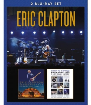 Eric Clapton - Slowhand At 70 + Planes Trains & Er in the group OTHER at Bengans Skivbutik AB (3304522)