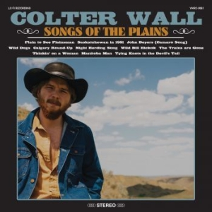 Wall Colter - Songs Of The Plains in the group VINYL / Vinyl Americana at Bengans Skivbutik AB (3305705)