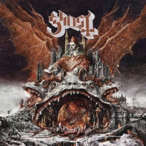 Ghost - Prequelle (Scand Dlx 2 Bonus Tracks in the group CD / Upcoming releases / Hardrock/ Heavy metal at Bengans Skivbutik AB (3311296)