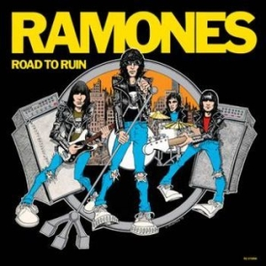Ramones - Road To Ruin in the group Julspecial19 at Bengans Skivbutik AB (3315048)