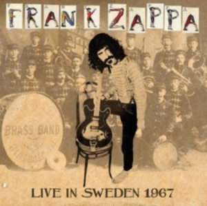 Frank Zappa - Live In Sweden 1967 in the group VINYL / Rock at Bengans Skivbutik AB (3320116)