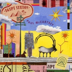 Paul McCartney - Egypt Station (2Lp) in the group Minishops / Beatles at Bengans Skivbutik AB (3322077)