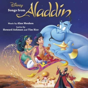 Filmmusik - Aladdin (Vinyl) in the group VINYL / Film/Musikal at Bengans Skivbutik AB (3323255)