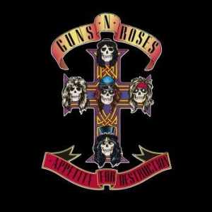 Guns N' Roses - Appetite For Destruction (Re-M) in the group CD / Upcoming releases / Hardrock/ Heavy metal at Bengans Skivbutik AB (3327959)