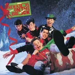 New Kids On The Block - Merry Merry Christmas (Green Vinyl) in the group VINYL / Vinyl Christmas Music at Bengans Skivbutik AB (3330080)