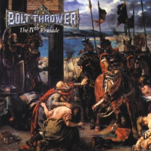 Bolt Thrower - Ivth Crusade The (Digipack Fdr Mast in the group CD / New releases / Hardrock/ Heavy metal at Bengans Skivbutik AB (3330409)