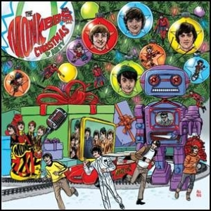 The Monkees - Christmas Party in the group CD / CD Christmas Music at Bengans Skivbutik AB (3332950)