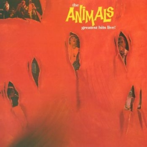 Animals - Greatest Hits Live in the group CD / Rock at Bengans Skivbutik AB (3335451)