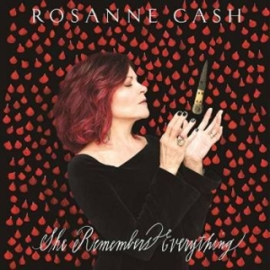 Cash Rosanne - She Remembers Everything in the group CD / CD Blues-Country at Bengans Skivbutik AB (3338160)