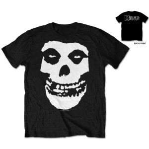 Misfits - Men's Tee: Classic Fiend Skull in the group OTHER / Merch T-Shirts Sale at Bengans Skivbutik AB (3351559)