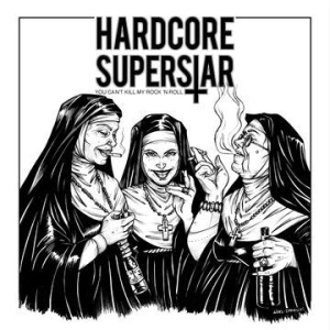 Hardcore Superstar - You Can't Kill My Rock 'n Roll (Signed CD) in the group Labels / Gain at Bengans Skivbutik AB (3364178)