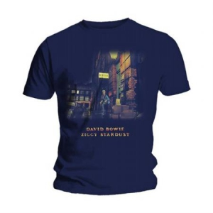 David Bowie - Ziggy Stardust T-shirt in the group OTHER / Merch T-Shirts Sale at Bengans Skivbutik AB (3366208)