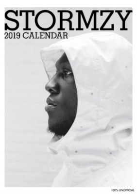 Stormzy - Calendar 2019 - Stormzy in the group OTHER / Merch Calenders at Bengans Skivbutik AB (3407028)