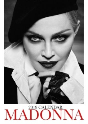Madonna - Calendar 2019 - Madonna in the group OTHER / Merch Calenders at Bengans Skivbutik AB (3407033)