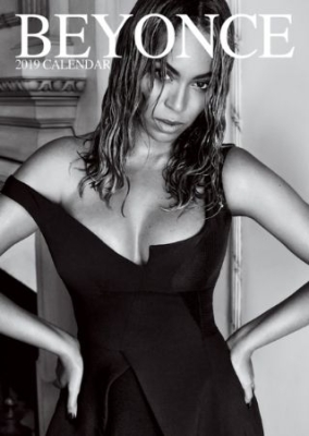 Beyoncé - Calendar 2019 - Beyoncé in the group OTHER / Merch Calenders at Bengans Skivbutik AB (3407046)