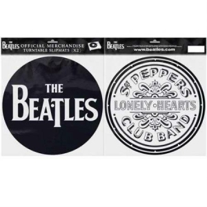 Beatles - Slipmat - Beatles Sgt. Pepper Drum in the group OTHER / Merch Slipmats at Bengans Skivbutik AB (3407111)