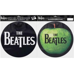 Beatles - Slipmat - Beatles Faces in the group OTHER / Merch Slipmats at Bengans Skivbutik AB (3407119)