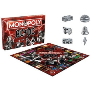 AC/DC - The Ac/Dc Monopoly in the group OTHER / Merch Monopoly at Bengans Skivbutik AB (3421553)