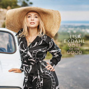 Lisa Ekdahl - More Of The Good (Signed CD) in the group Julspecial19 at Bengans Skivbutik AB (3430500)