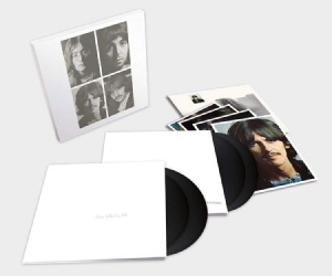 Beatles - The Beatles (White Album) (Dlx 4Lp) in the group Minishops / Beatles at Bengans Skivbutik AB (3432892)