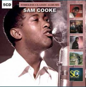 Cooke Sam - Timeless Classic Albums (5Cd) in the group CD / RNB, Disco & Soul at Bengans Skivbutik AB (3460581)