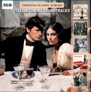 Blandade Artister - Italian Cinema Soundtracks in the group CD / Film/Musikal at Bengans Skivbutik AB (3460583)