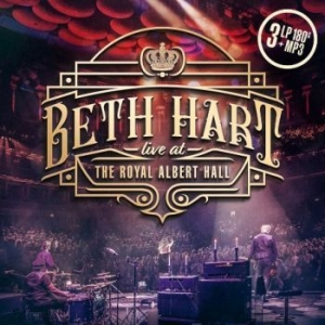 Beth Hart - Live At The Royal Albert Hall in the group VINYL / Jazz/Blues at Bengans Skivbutik AB (3460613)