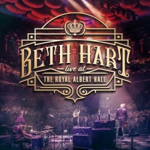 Beth Hart - Live At The Royal Albert Hall in the group Julspecial19 at Bengans Skivbutik AB (3460618)