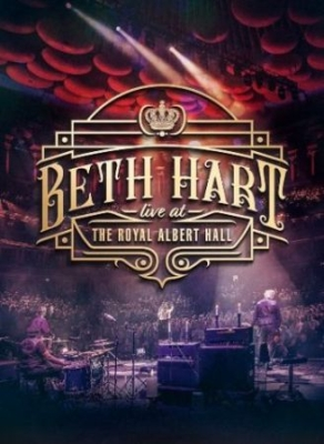 Beth Hart - Live At The Royal Albert Hall in the group OTHER / Music-DVD & Bluray at Bengans Skivbutik AB (3460619)