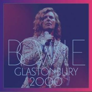 David Bowie - Glastonbury 2000 (2Cd) in the group Julspecial19 at Bengans Skivbutik AB (3460674)