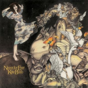 Kate Bush - Never For Ever (Vinyl) in the group Minishops / Kate Bush at Bengans Skivbutik AB (3462355)