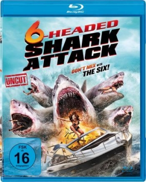 6-Headed Shark Attack (Uncut) - 6-Headed Shark Attack (Uncut) Blura in the group OTHER at Bengans Skivbutik AB (3464123)