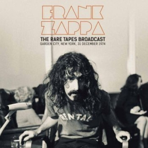 Frank Zappa - The Rare Tapes Broadcast in the group VINYL at Bengans Skivbutik AB (3464508)