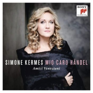 Kermes Simone - Mio Caro Händel in the group CD / Klassiskt at Bengans Skivbutik AB (3464954)