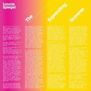 Laurie Spiegel - The Expanding Universe in the group VINYL / Dans/Techno at Bengans Skivbutik AB (3466064)