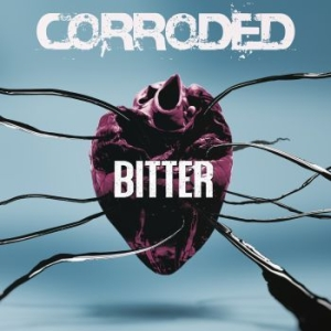 Corroded - Bitter (Jewelcase) in the group CD at Bengans Skivbutik AB (3466357)