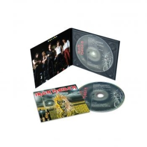 Iron Maiden - Iron Maiden in the group CD / CD Hardrock at Bengans Skivbutik AB (3466412)