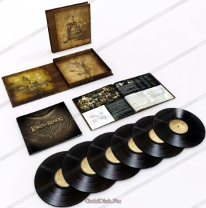 Howard Shore - The Lord Of The Rings: The Mot in the group VINYL / Film/Musikal at Bengans Skivbutik AB (3469218)