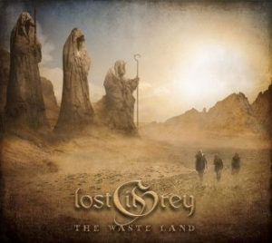 Lost In Grey - Waste Land The (Digipack) in the group CD / New releases / Hardrock/ Heavy metal at Bengans Skivbutik AB (3470975)