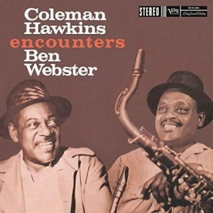 Hawkins Coleman - C H Encounters Ben Webster (Vinyl) in the group Campaigns / Weekly Releases /  / Jazz / Blues at Bengans Skivbutik AB (3474075)